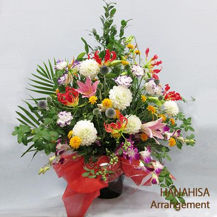 横浜 花屋 アレンジメント