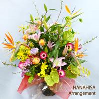 開業祝い 花