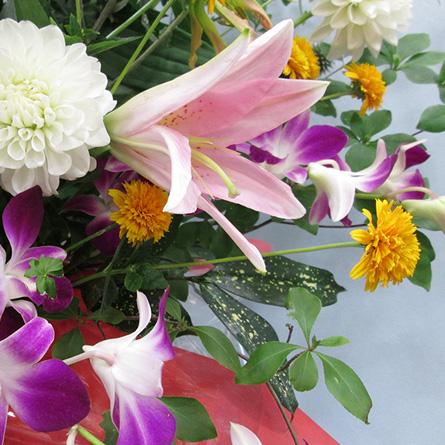 蒲田の花屋  アレンジメント