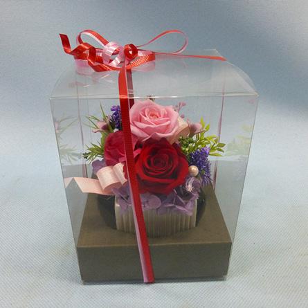 昇進 昇格祝い 花束 プリザーブドフラワー